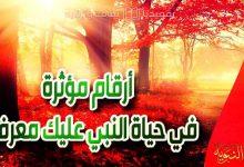 السيرة النبوية 20: أرقام مؤثرة في حياة النبي عليك معرفتها