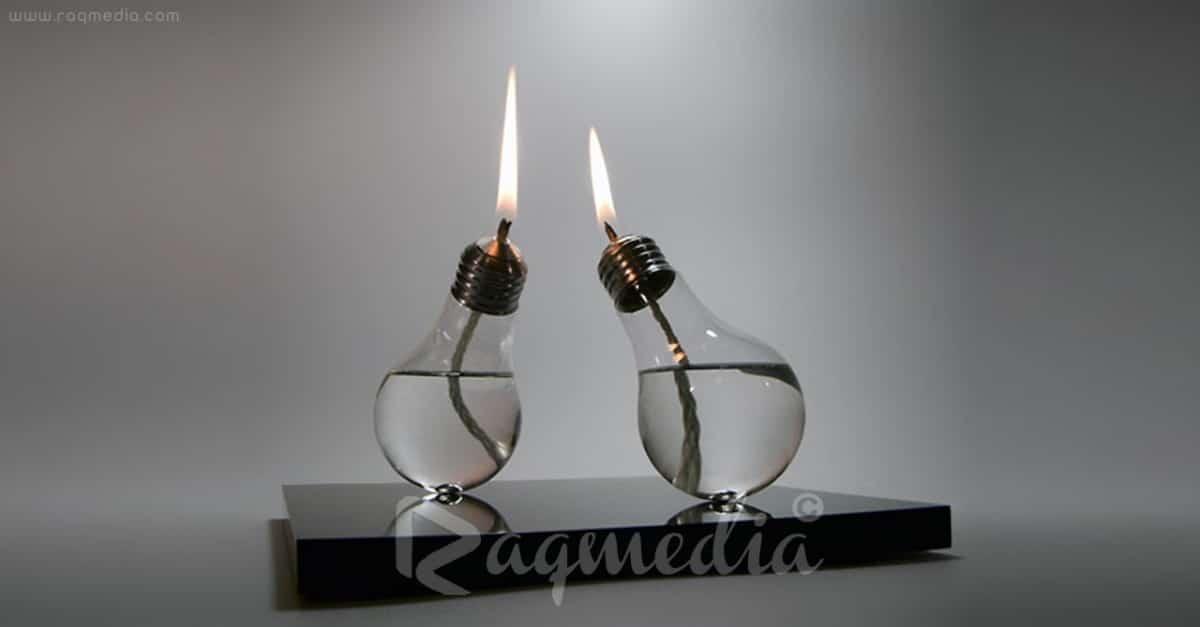افكار جميلة لاعادة تدوير المصابيح التالفة لن تخطر على بالك