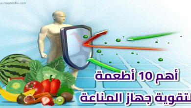 أهم-10-أطعمة-لتقوية-جهاز-المناعة