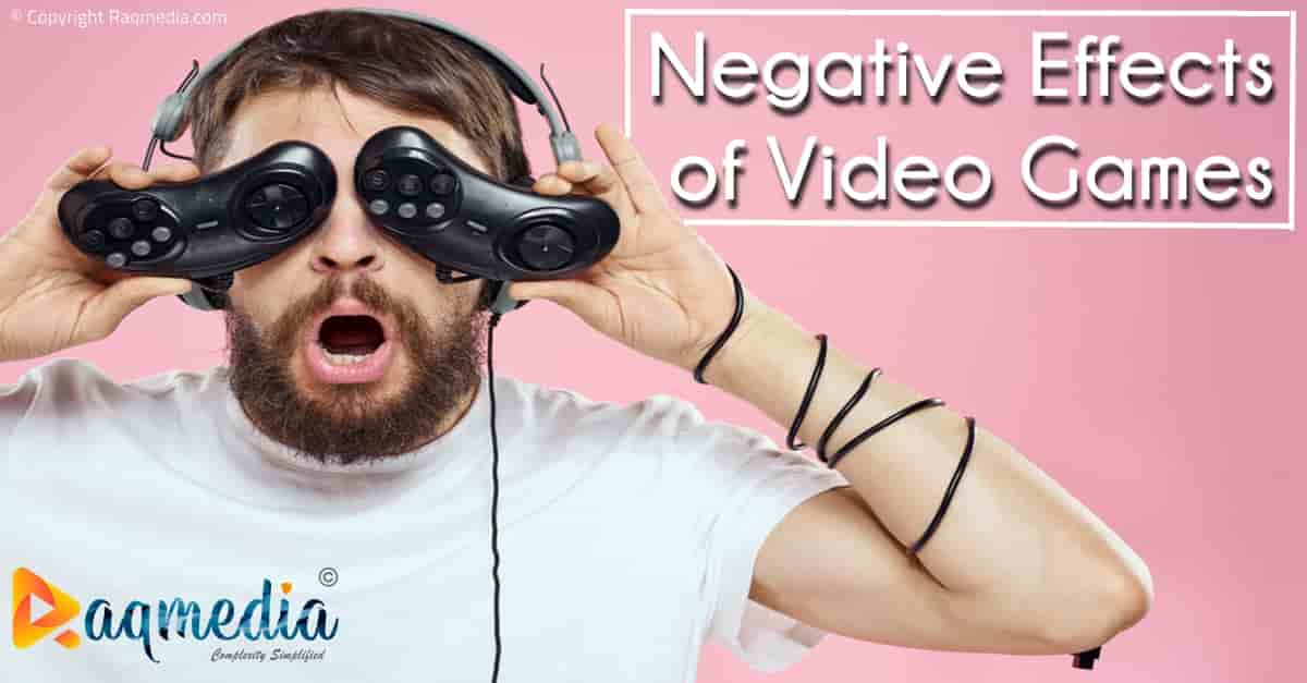 argumentative essay on negative effects of video games
