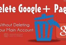 طريقة-حذف-حساب-جوجل-بلس