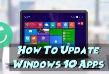 تحديث-تطبيقات-ويندوز-10