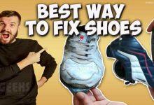 طريقة-اصلاح-نعل-الحذاء
