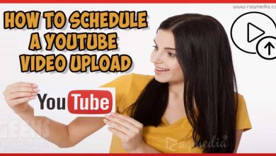 How to Schedule a YouTube Video Upload