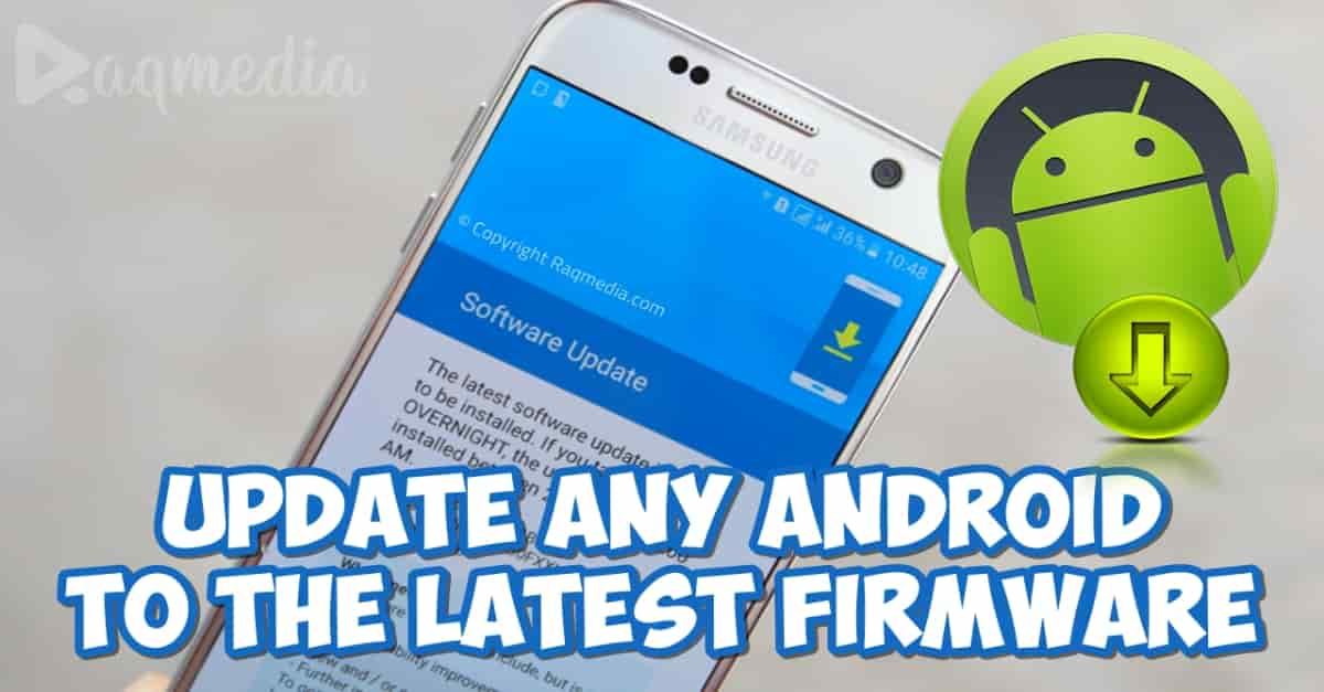 How to Manually Upgrade an Android Device